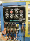 control panel built by MTW Controls